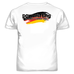 GERMANY POWERLIFTING T-SHIRT (19021)