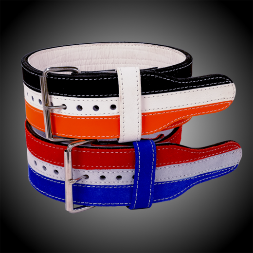3 Color Powerlifting Belt (IPF approved) (16016)