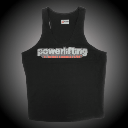 POWERLIFTING TANK-TOP (18013)