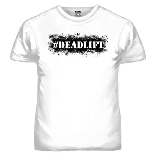 #DEADLIFT T-SHIRT (19013O)