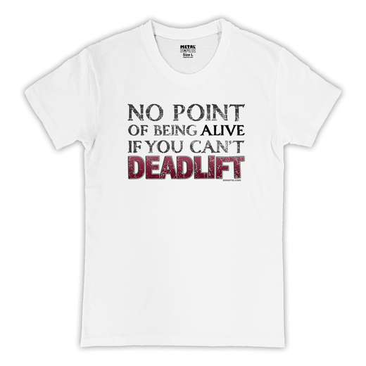 BEING ALIVE T-SHIRT (19064)