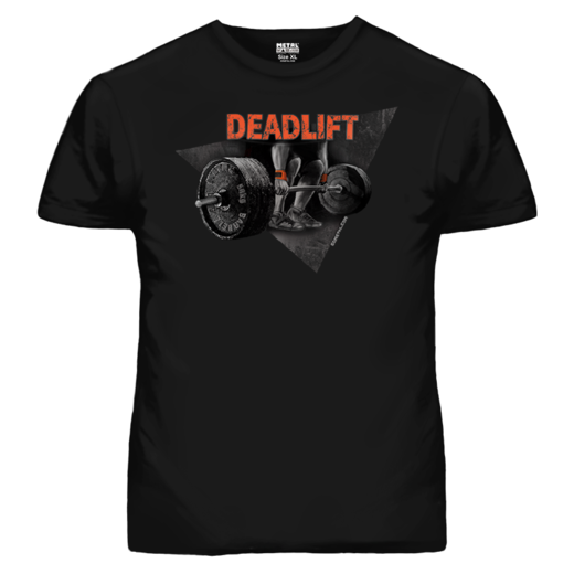 DEADLIFT T-SHIRT (19068)