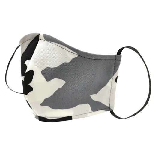 CAMO | Fabric facial mask (shaped)