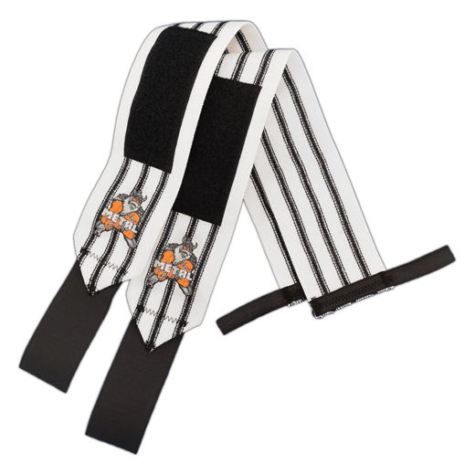 3 BLACK LINE Wrist Wraps (IPF approved) (17003)