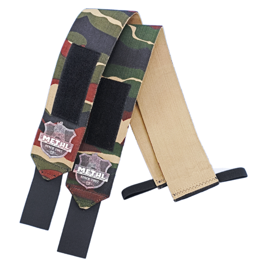 Mystical Hard Camo Wrist Wraps (18009)